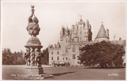 Royaume-Uni - Scotland - Glamis Castle - The Sundial - Angus
