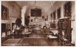 Royaume-Uni - Scotland - Glamis Castle - The Drawing-room - Angus