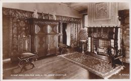 Royaume-Uni - Scotland - Glamis Castle -  King Malcolm's Hall - Angus