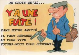 """ALEXANDRE """"Je Crois Qu'il Y'a Une Fuite - Alexandre"""