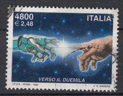 ITALIË - Michel - 1999 - Nr 2666 - Gest/Obl/Us - 1991-00: Usati