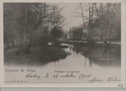 """VIRTON """" Environs De...Paysage à La Claireau """" - Virton"""