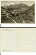 Ponte Di Legno, Pontedilegno (Brescia): Frazioni Precasaglio E Pezzo. Cartolina B/n Anni ´50 - Brescia