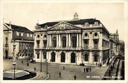 Pays Div-portugal -ref D117- Lisboa - Lisbonne  - Carte Bon Etat - - Lisboa