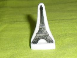 """feves:pays/r�gion """" la Tour Eiffel, �crite au verso, devinette """" mat  tiroir 10"""