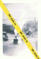 42 Saint Etienne Terrenoire LE COUCOU Cliché 1953 (MB) Tirage 2013 (PB)- Train Industriel - Photographie