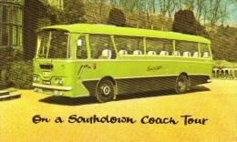 Southdown Coaches  -  The Latest 28 Seat Luxury Tour Coach  -  CP - Autobús & Autocar