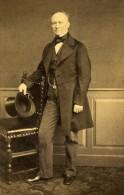 Gouverneur Indes Néerlandaises Jan Jacob Rochussen Ghemar Old Photo 19´ CDV - Foto's