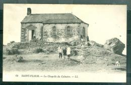 N°62  SAINT-FLOUR   LA CHAPELLE DU CALVAIRE ( Inédite Ainsi Sur Delcampe à Ce Jour )  - Eaq101 - Saint Flour