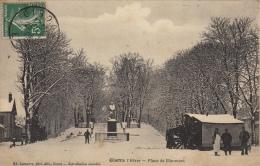 27 Eure Gisors L´hiver Place De Blanmont - Gisors