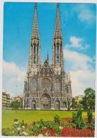 Wien-Vienna-twin Spires Church-used,perfect Shape - Wien