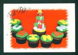 SURINAM  -  Kotomisi Cupcake  Used Postcard As Scans - Surinam