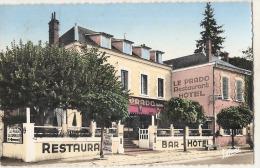 OLIVET - Le Prado Restaurant Bar Hôtel  TTB  écrite - Francia