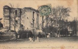 02 La Ferte Milon Vieux Chateau - France