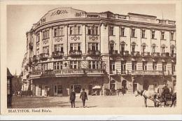 BIALYSTOK             HOTEL RITZ' A