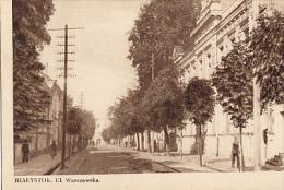 BIALYSTOK         UL. WARSZAWSKA