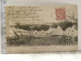 CPA (49) Maine Et Loire - FONTEVRAULT - Le Camp De Beaulieu (côté Est) - Otros Municipios