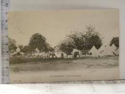 CPA (49) Maine Et Loire - FONTEVRAULT - Le Nouveau Camp - Otros Municipios