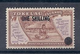 140016394  TOKELAU  Nº  5  **/MNH - Tokelau