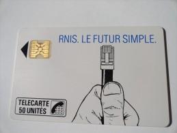 VERY RARE : RNIS , LE FUTURE SIMPLE ( POSITION VERTICALE) - Variëteiten