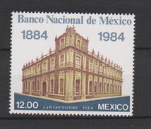 Mexico Mi 1896 National Bank Of Mexico - 1984 * * - Mexico