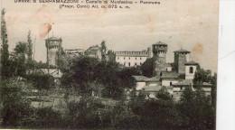 SERRAMAZZONI ,  Castello  Di  Monfestino - Modena