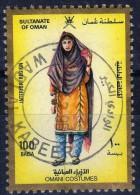 1989 Oman - Costumi - Oman