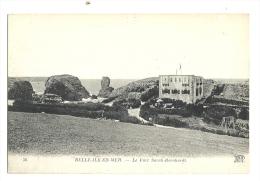 Cp, 56, Belle-Ile-en-Mer, Le Fort Sarah Bernhardt - Belle Ile En Mer