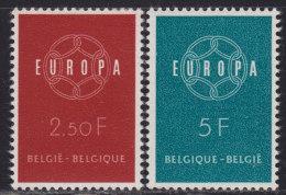 Belgium 1959 Europa CEPT, MNH (**) - 1959