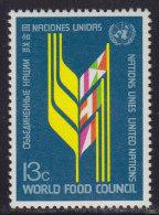 United Nations (New York) 1976 World Food, MNH (**) - New York -  VN Hauptquartier
