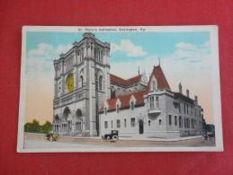 - Kentucky> Covington   St Mary's Cathedral  Ref 1569 - Covington