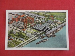 Louisiana> New Orleans American Sugar Refinery  Ref 1569 - New Orleans