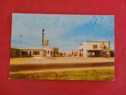 Mexico  La Cima Motel-- Gas Station-- Chihuahua Chihref 1570 - Mexique