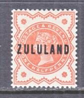 BRITISH  ZULULAND  1  * - South Africa (...-1961)