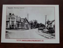 TRAMHALTE Boisschot Mechelbaan - Anno 19?? ( Zie Foto Details ) !! - Heist-op-den-Berg