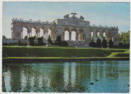 Wien-vienna-schonbrunn-park Mit Gloriette-unused,perfect Shape - Château De Schönbrunn