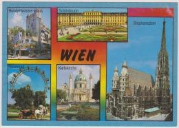 Wien-Vienna-uncirculated, Perfect Condition - Château De Schönbrunn