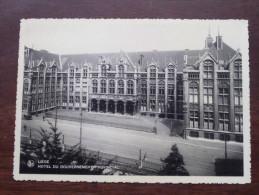 Instituut PIERS De RAVESCHOOT Koningstraat GENT - EEREKAART ( De Clercq - Zie Foto Details ) Anno 1935 Dir. E. Thirijn!! - Ecoles