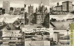 Neuß Am Rhein (BBA1954 - Deutschland