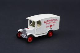 Advertising Phamacy Toy Truck T- Ford 1919 by EFSI Holland - Het Nederlandse Rode Kruis Advertising - Red Cross