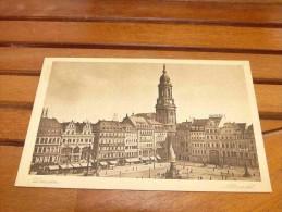 Dresden - Altmarkt Germany - Dresden