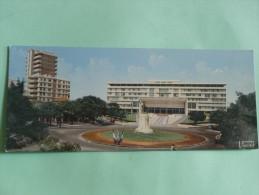 DAKAR - Le Palais Du Grand Conseil Et Le Building Brière De L'Isle - Senegal