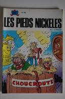 BD LES PIEDS NICKELES AU CIRQUE - 105 - TBE - EO - Pieds Nickelés, Les