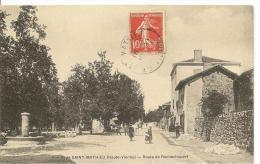 Dep - 87 - Foirail De SAINT MATHIEU Route De Rochechouart - Saint Mathieu