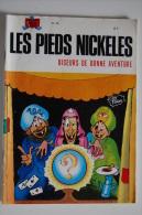 BD LES PIEDS NICKELES DISEURS DE BONNE AVENTURE - 46 - TBE - Rééd. 1982 - Pieds Nickelés, Les