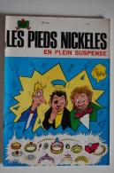 BD LES PIEDS NICKELES EN PLEIN SUSPENSE - 53 - TBE - Rééd. 1982 - Pieds Nickelés, Les