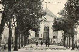 MACHECOUL LA MAIRIE - Machecoul