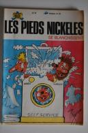 BD LES PIEDS NICKELES SE BLANCHISSENT - 65 - TBE - Rééd. 1971 - Pieds Nickelés, Les