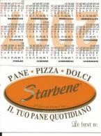 CAL627.1- CALENDARIETTO 2007 - STARBENE PANETTERIE - FIRENZE