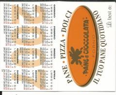 CAL627- CALENDARIETTO 2007 - PANE E CIOCCOLATA - FIRENZE